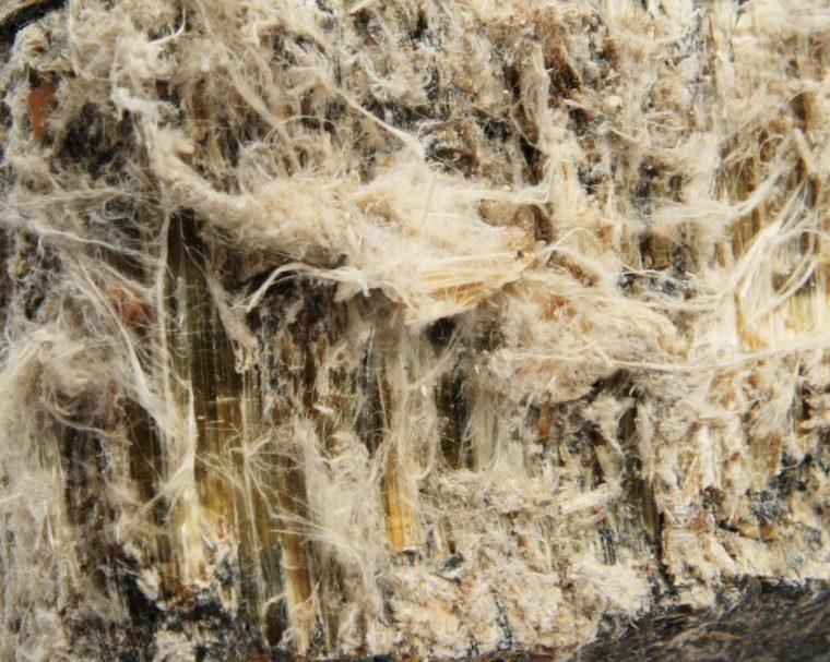 ¿Cómo se usa el asbesto?